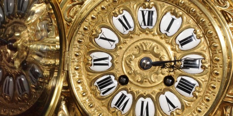 Antike Uhren sammeln