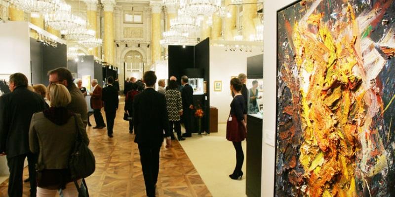 Art&Antique Hoffburg Vienna