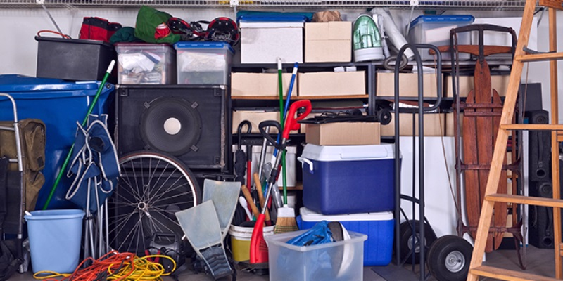 Garagenentrümpelung Tipps