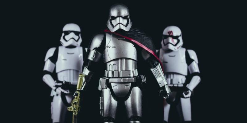 Vintage Star Wars Actionfiguren