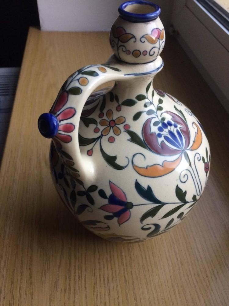 Amphore Ernst Wahliss Keramik