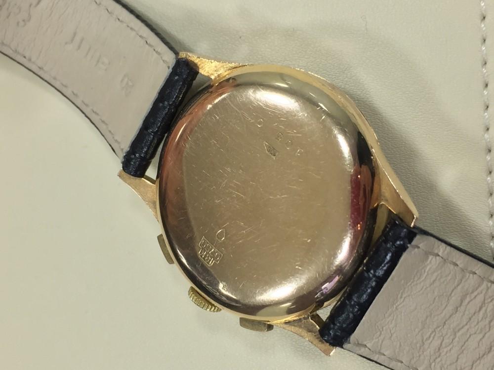 Geneve Regulateur, Leonidas Chronograph oder EGONA Chronograph Suisse
