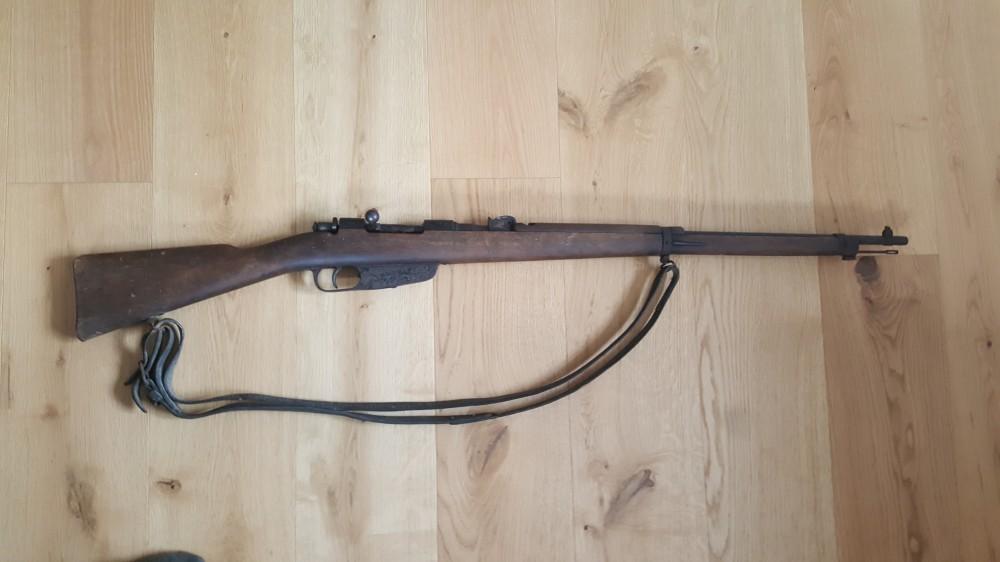 Waffe vom 1. Weltkrieg