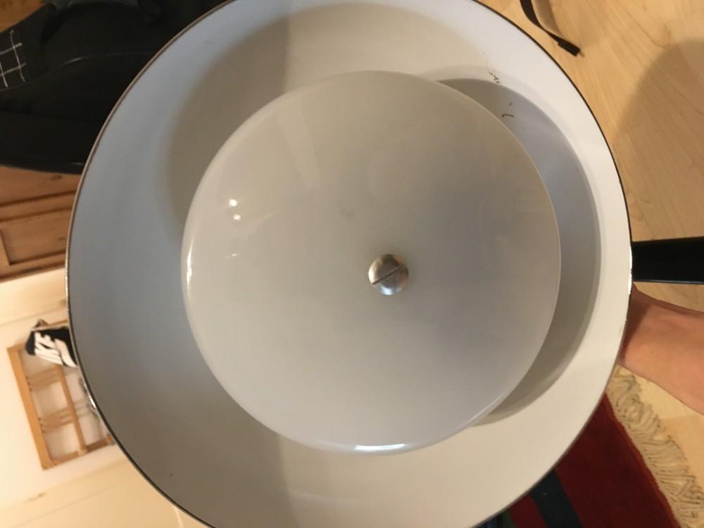 Lampe von Fase Madrid Boomerang
