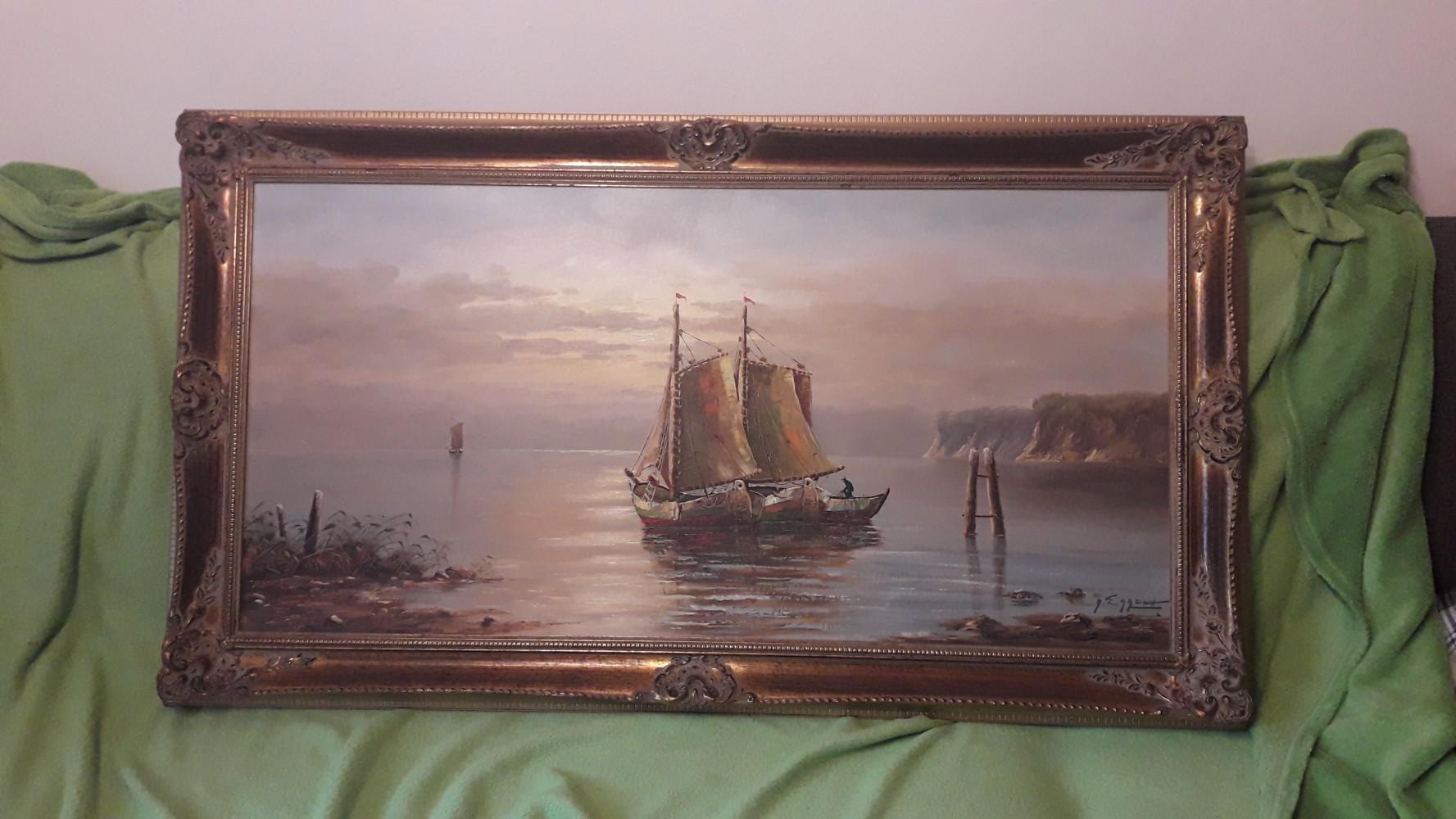 Gemälde von Gerold Eggert