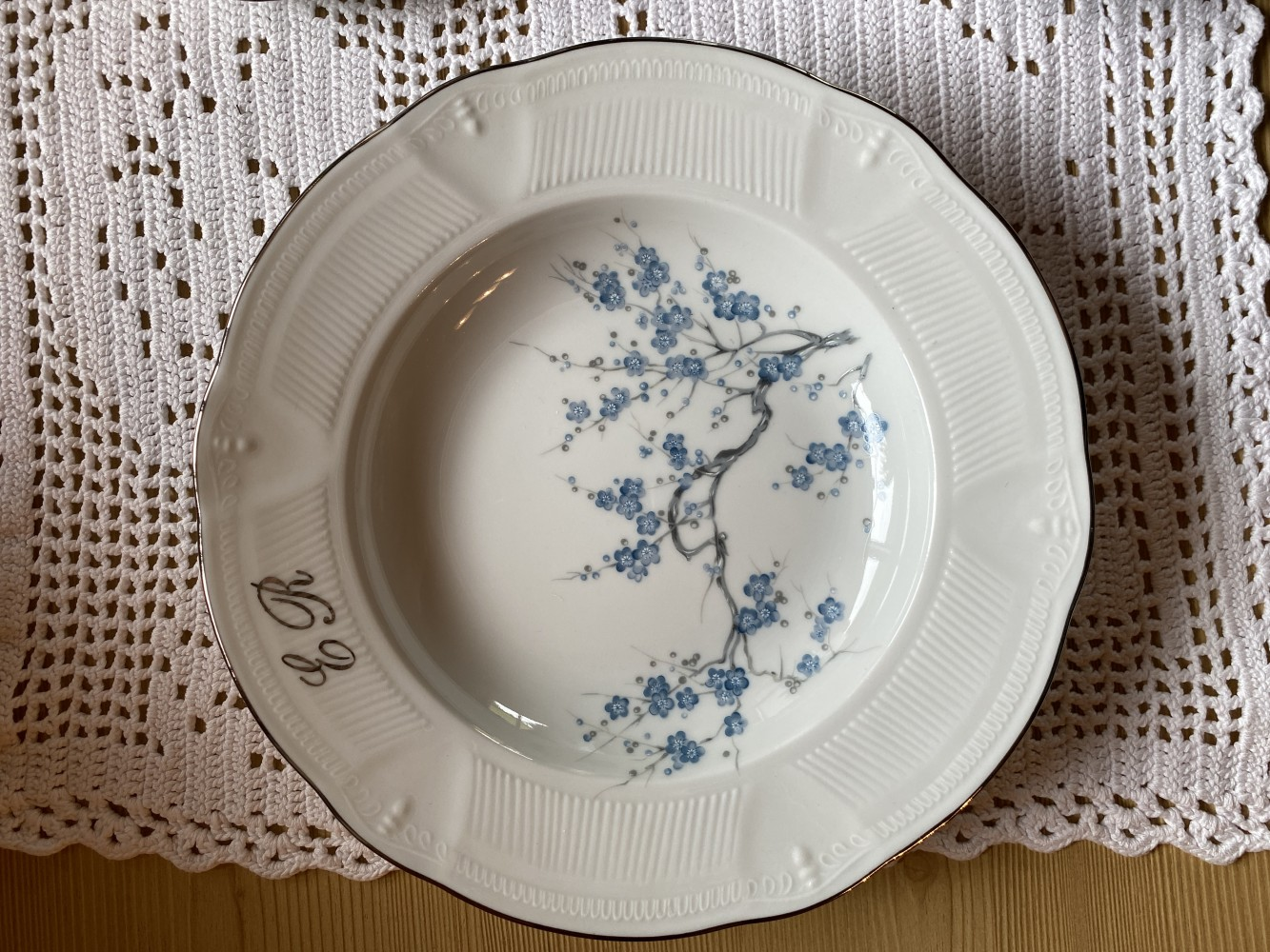 Geschirr - Porcelaine de Limoges France