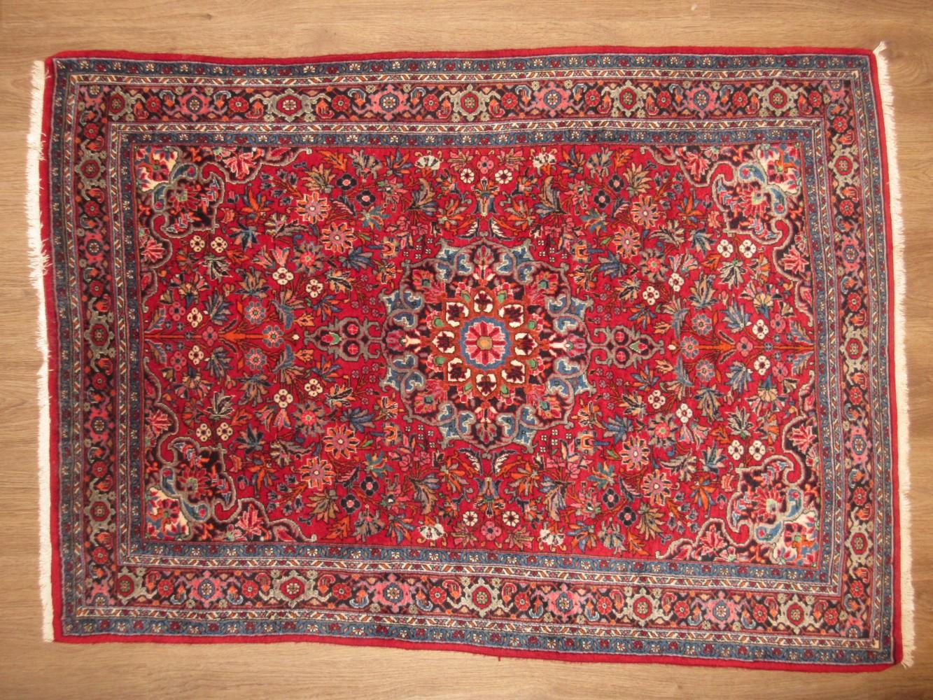 originaler Bijar-Teppich