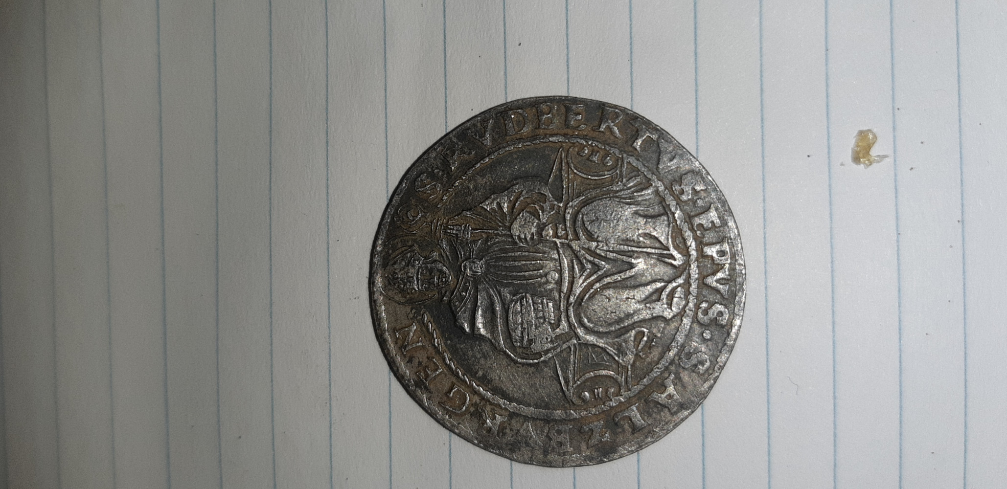 Münze 1/4 Taler Erzbistum Salzburg