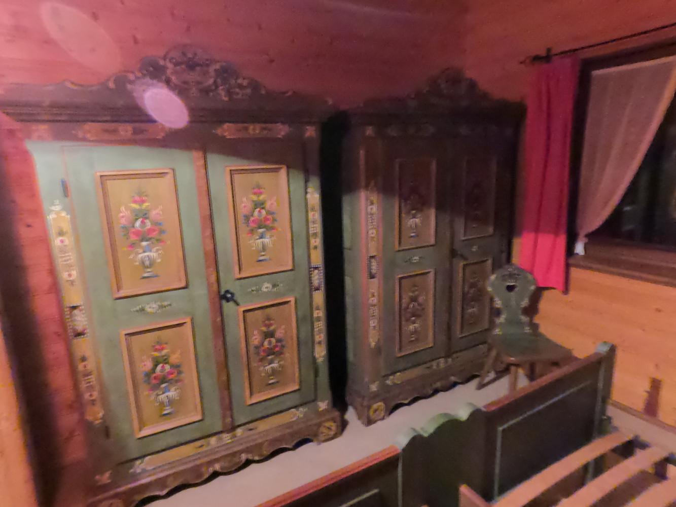 Voglauer Anno 1800 Möbel