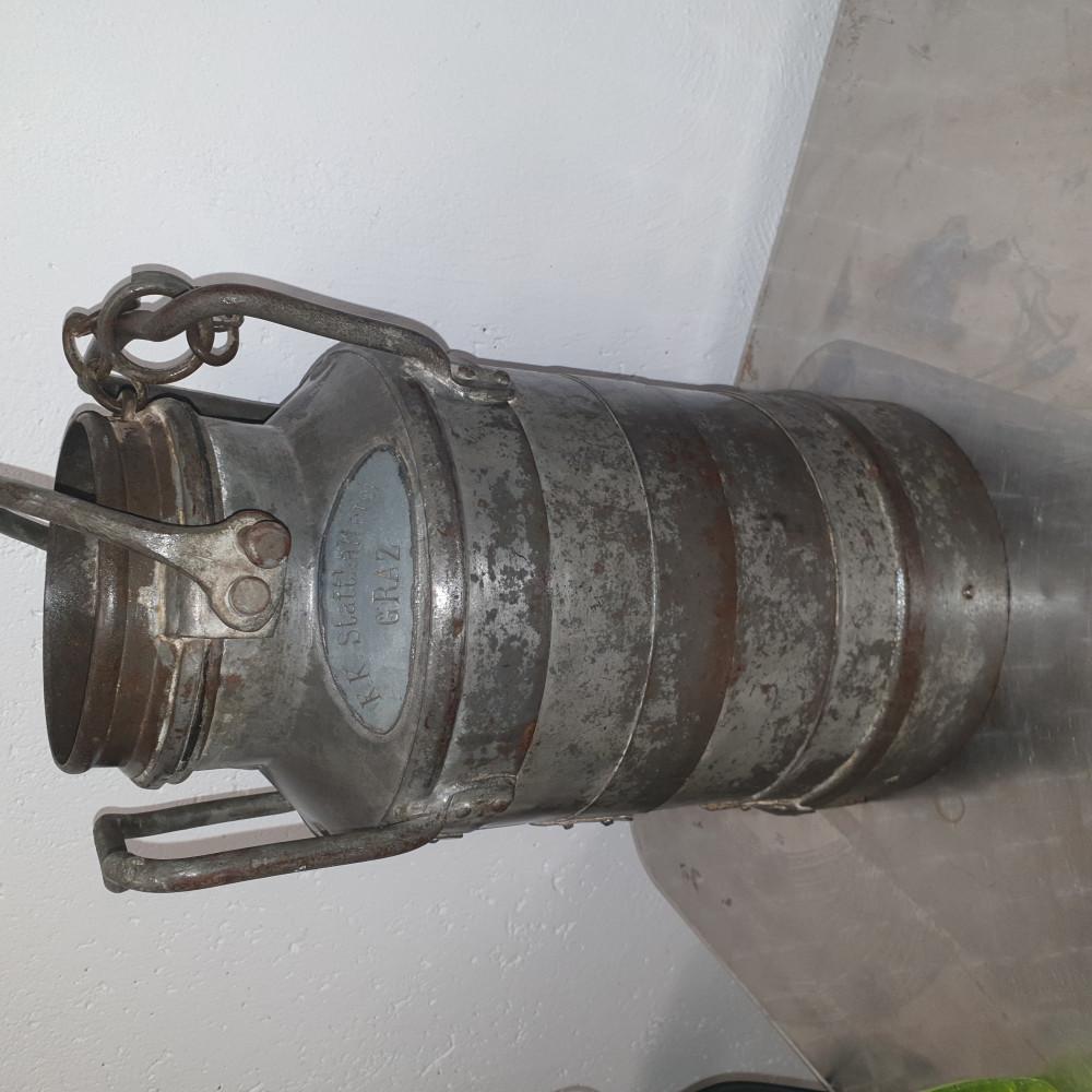Antike Milchkanne von 1804-1867